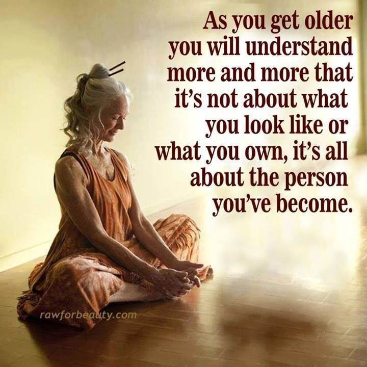 Inspirational Quotes On Life: Best 20+ Getting Older Quotes Ideas On Pinterest