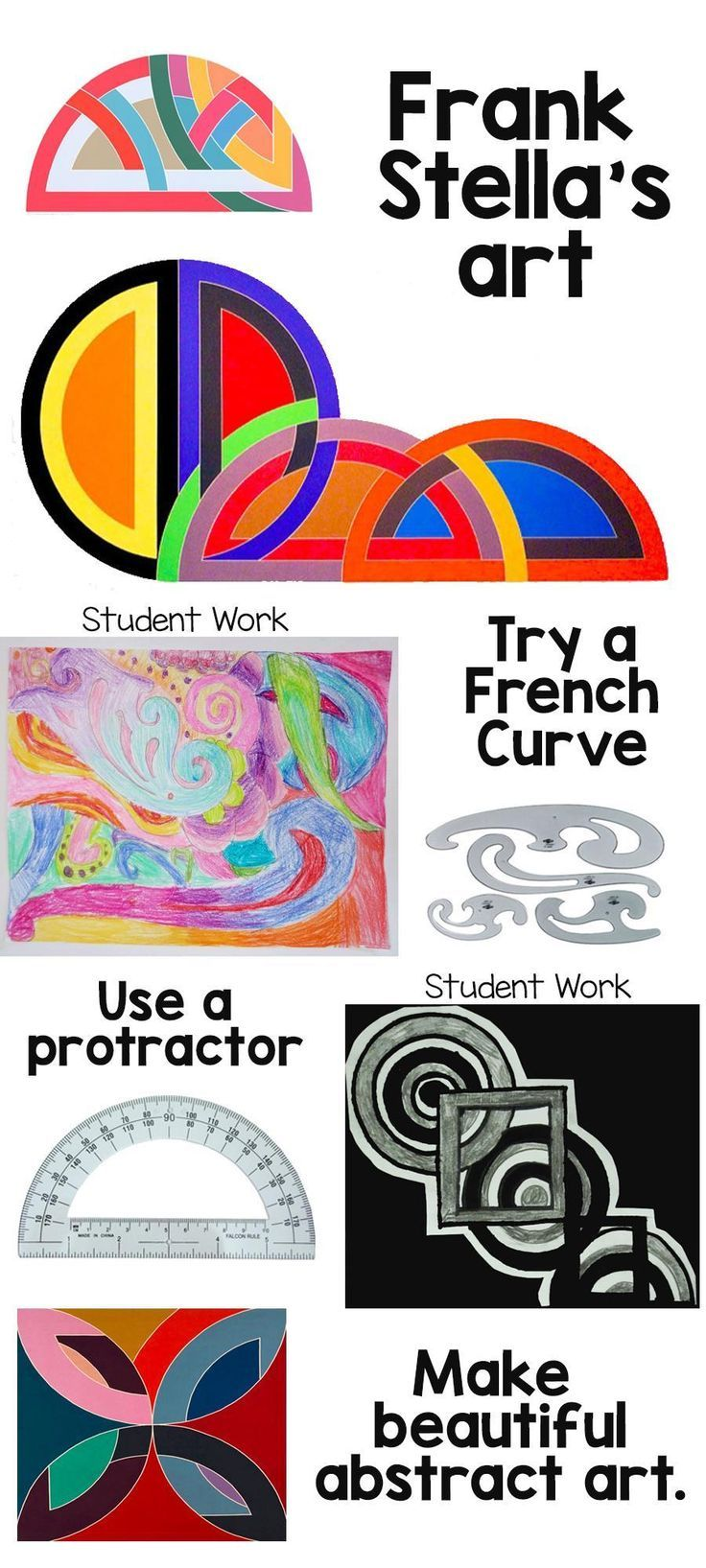 Frank Stella Inspired Pictures - http://www.oroscopointernazionaleblog.com/frank-stella-inspired-pictures/