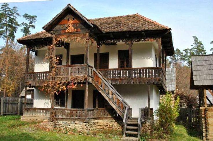 Atelierul de arhitectură Liliana Chiaburu: Case româneşti tradiţionale, case ţărăneşti - album (3.)