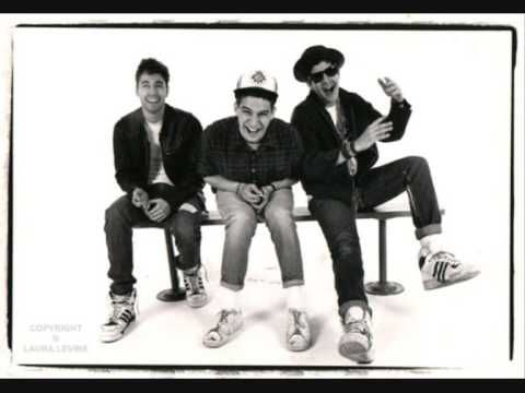 Beastie Boys - Fight For Your Right  I'm such and old fart, Right???!  If I make it to 100 yrs.old I swear I could stil rock to this!!