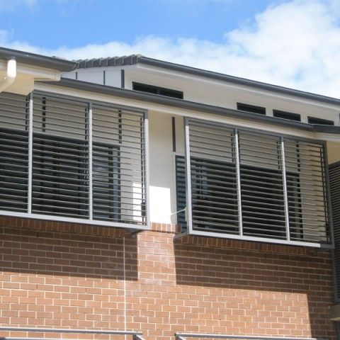 Surf Coast Shutters and Shade have a variety of external plantation shutters available for Geelong and Surf Coast clients, including glass and aluminium.
