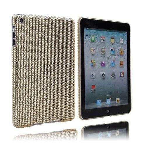 Diamond Drops (Guld) iPad Mini Cover