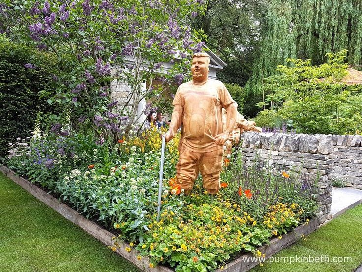 The Meningitis Now Futures Garden celebrates 30 years of the charity Meningitis Now, the garden is inspired by the spirit, energy and positivity of the…