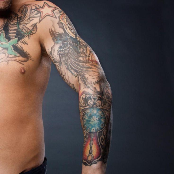 baron corbin tattoos - photo #11