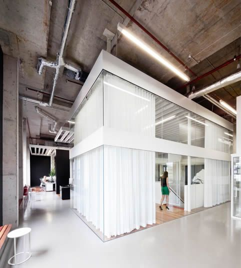 Bresic Whitney Office by Chenchow Little
