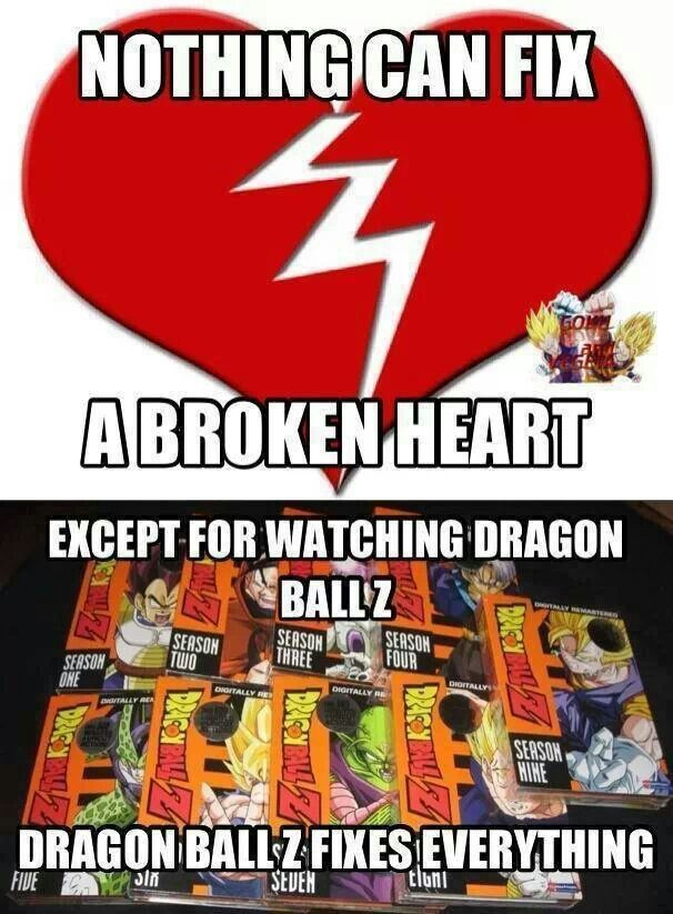 Dragonball fixes every thing