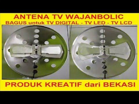 Jual Antena Tv Wajanbolic ONLINE