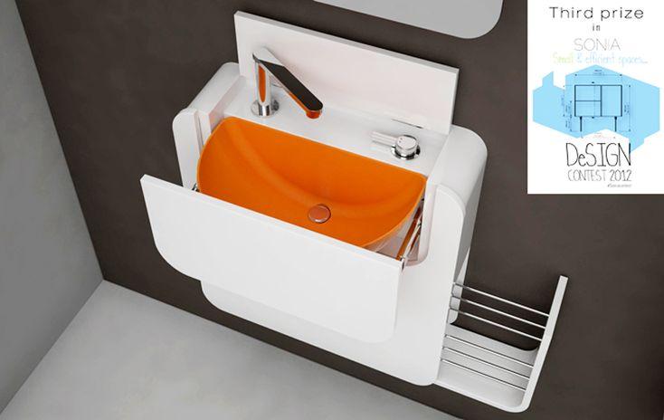 更省空間的衛浴設備