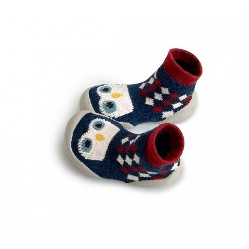 Collegien Slipper Socks 'Penguin' deserve a place in a Christmas Stocking, don't you think?