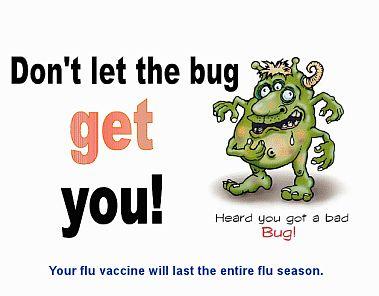 Flu Bug Cartoons and Comics - funny pictures from CartoonStock |Flu Bug Cartoons