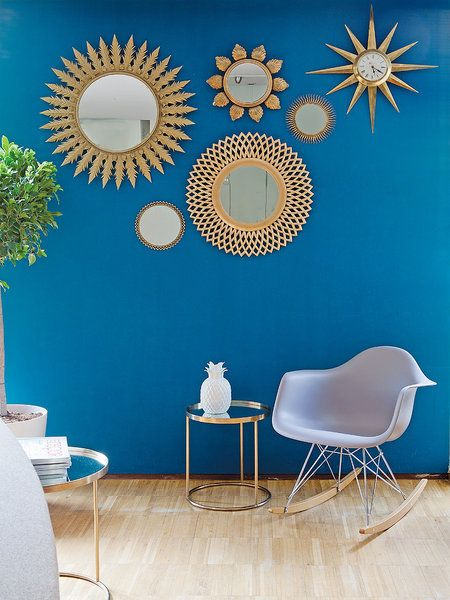 17 mejores ideas sobre paredes de sala decoradas en - Paredes decoradas modernas ...