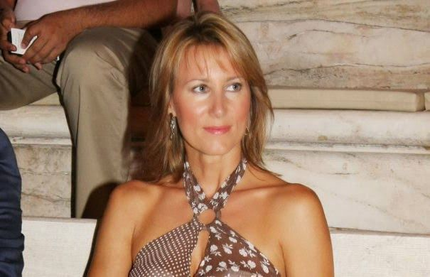 EPIRUS TV NEWS: Νατάσα Καραμανλή: Ανακουφισμένη που ο σύζυγός μου ...
