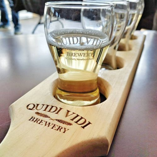 Quidi Vidi Brewery | Tour & Beer Tasting | St. Johns --- beer travellingfoodie travellingfoodieeatsanddrinks drinks travel tasting stjohns newfoundland travellingfoodiedoesnewfoundland quidividibeer alcohol booze brewery buzzed