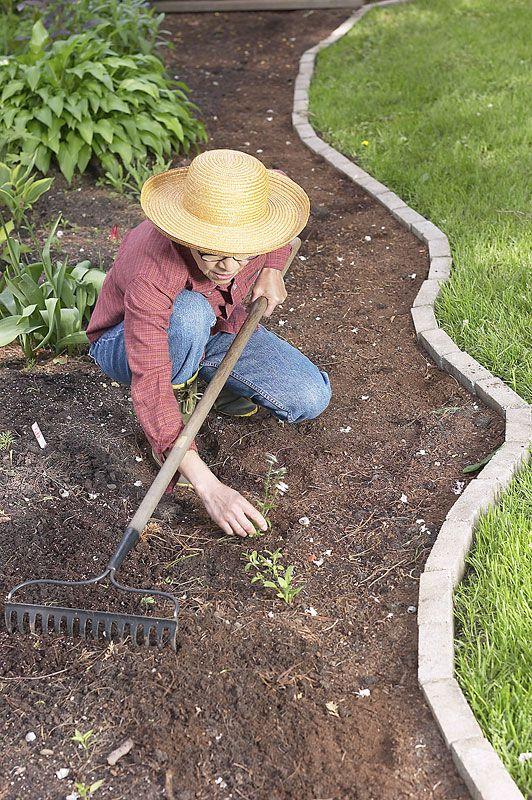 1000 ideas about landscape maintenance on pinterest yard landscaping front landscaping ideas - Weeding garden make work easier ...