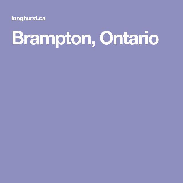 Brampton, Ontario