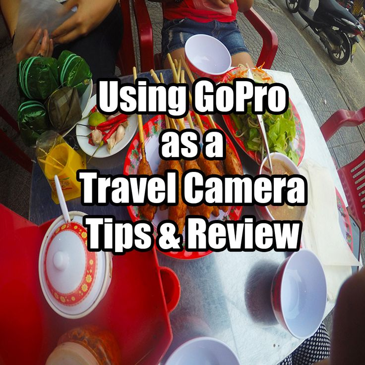 Thinking of getting a GoPro for your travels? Read this first!