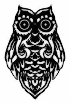 ... images about Búhos on Pinterest | Owl Tattoos Owl and All Seeing Eye