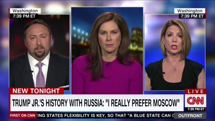 """THAT'S ABSOLUTELY ABSURD!"" Kirsten Powers DESTROYS Trump Lackey Jason Miller"