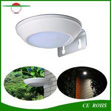 Imperméable à l'eau Sans Fil 16 LED Jardin Lumière Solaire de Mouvement détecteur de mouvement lumières Radar Capteur de Sécurité D'éclairage Extérieur