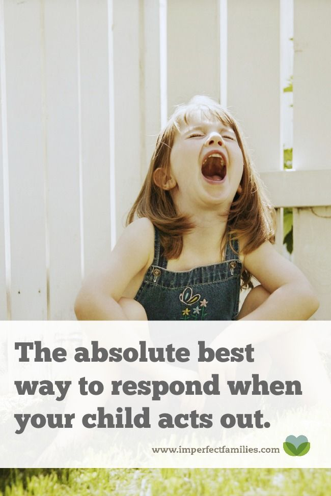 This one response can change the mood in your house immediately! If your child has been acting out, yelling, screaming, or having tantrums and meltdowns!, give this response a try