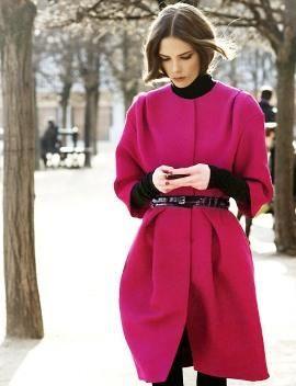 Короткие пальто с рукавом три четверти с чем носить фото