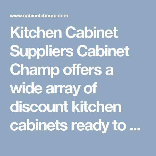 Society Hill Kitchen Cabinets: Best 25+ Discount Kitchen Cabinets Ideas On Pinterest
