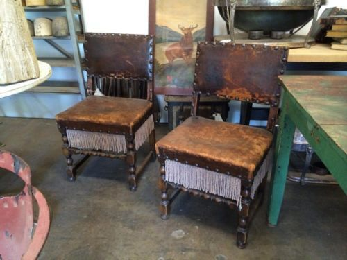 Set of Four Leather Chairs $795 Utopia Antiques Dealer #444 Lucas Street  Antique Mall 2023 - 18 Best Antique Doors And Door Surrounds Images On Pinterest