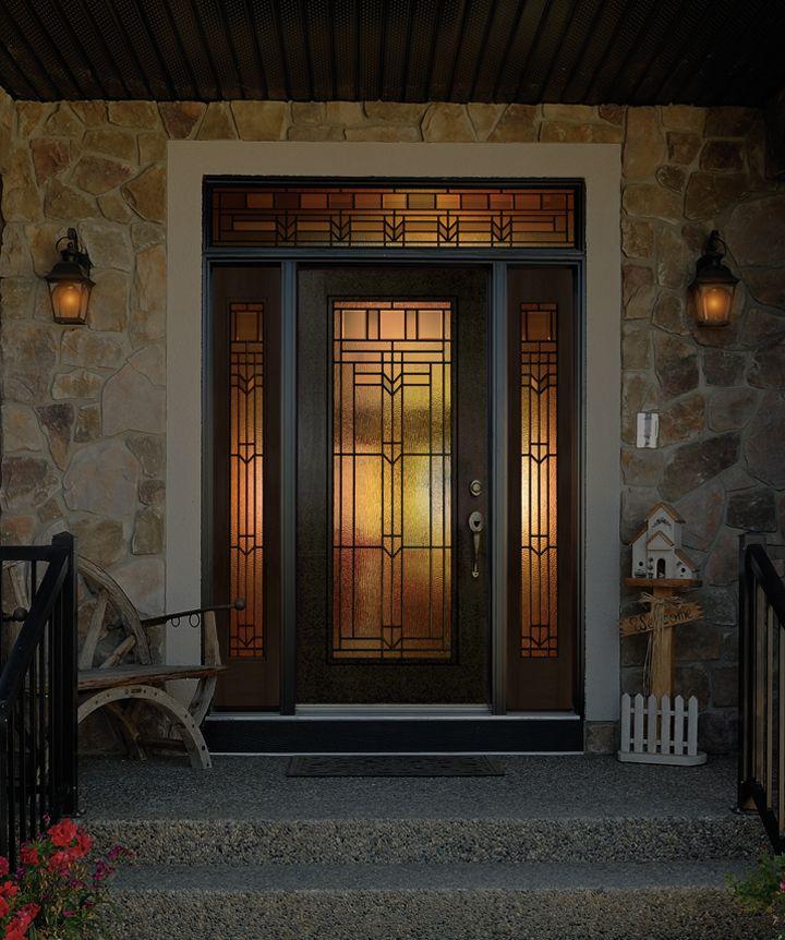 Royston Trimlite Decorative Door Glass