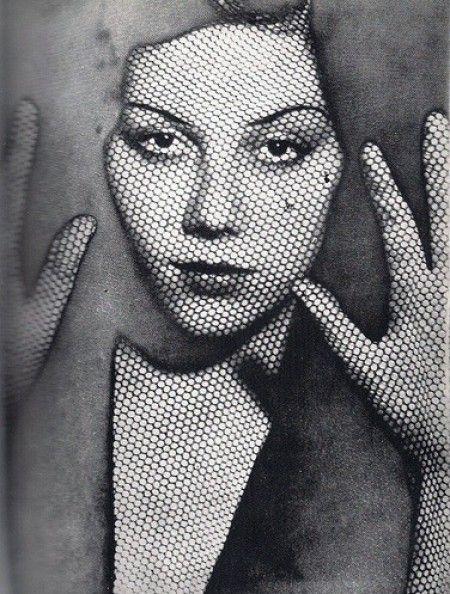Man Ray, La Résille, 1931 ©