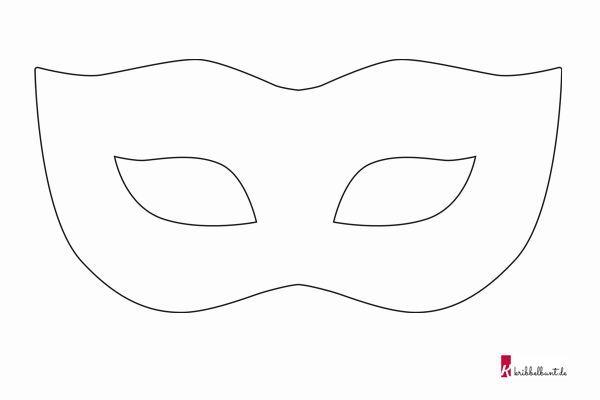 Mach Eine Maske Masken Basteln Masken Vorlagen Masken