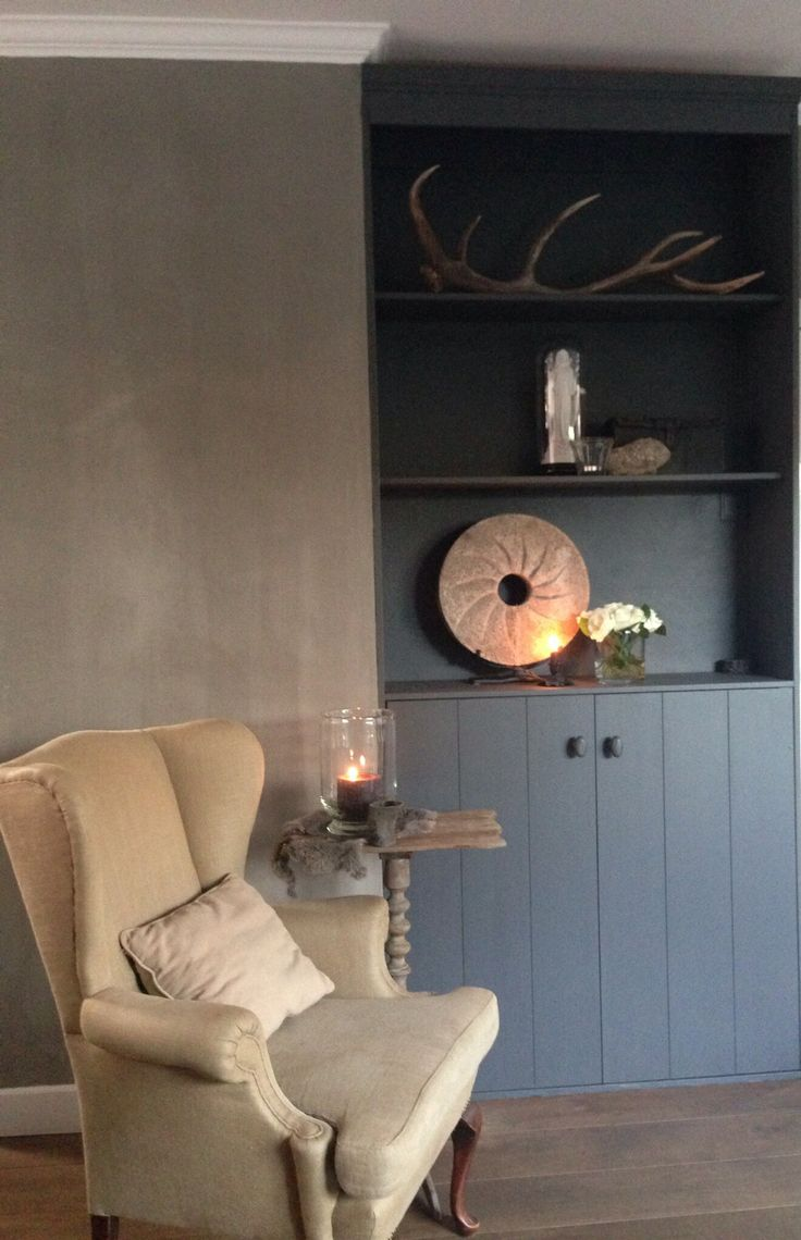Rustic livingroom