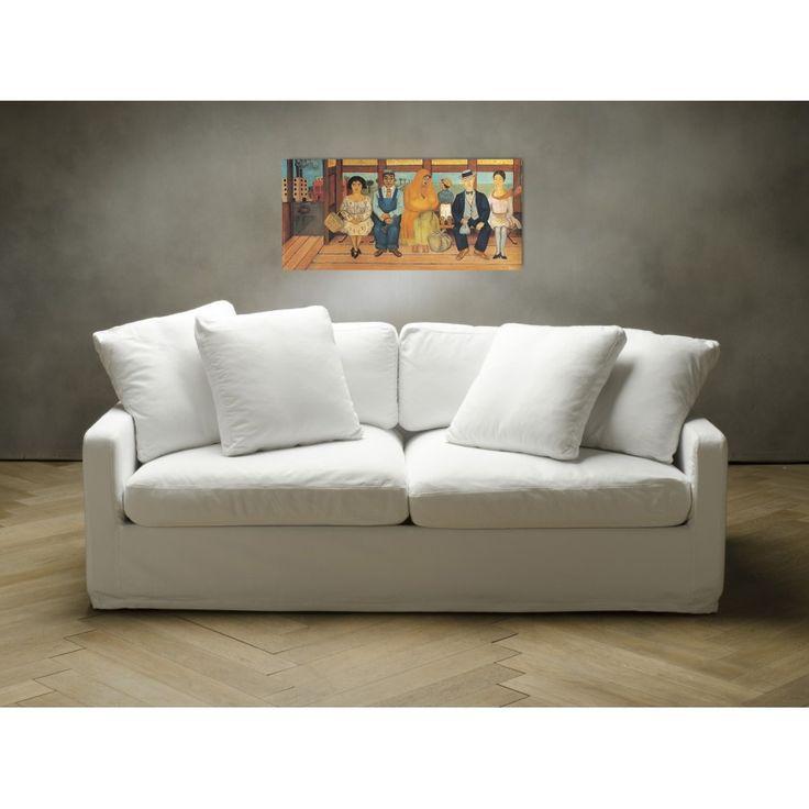 KAHLO - L'Autobus 97x45 cm #artprints #interior #design #art #prints  Scopri Descrizione e Prezzo http://www.artopweb.com/EC16038
