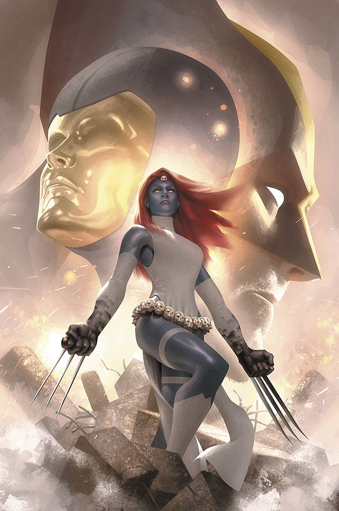 Death of Wolverine: Logan's Legacy No. 6 by AlexGarner.deviantart.com on @deviantART