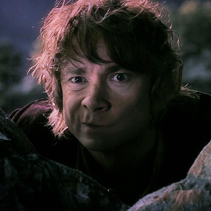 Bilbo's twitchy nose