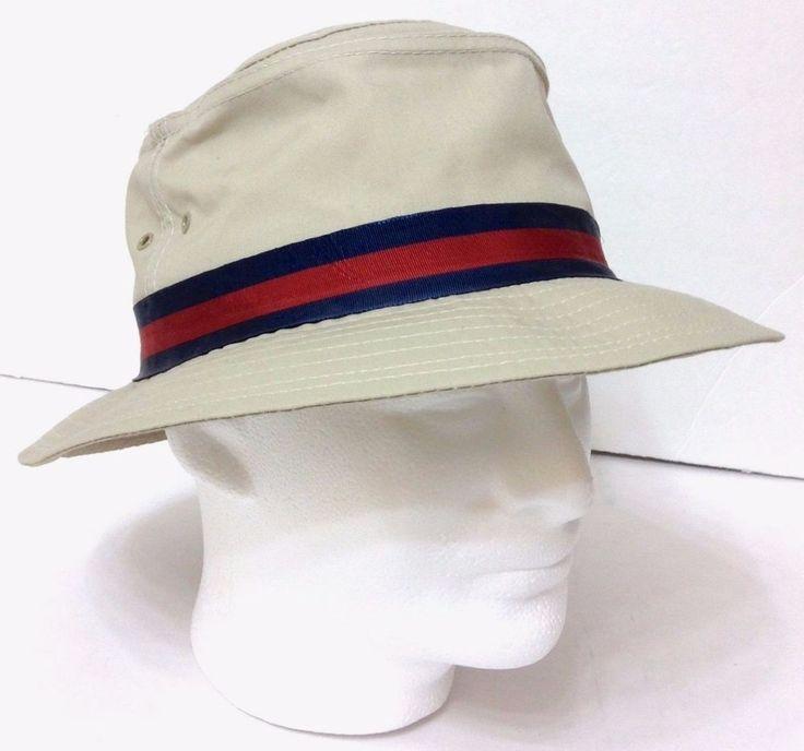 Dorfman-Pacific Kids Rush Straw Safari Hat - Natural-Green Kids Hats Reliable Preformance ZIWA4MNN