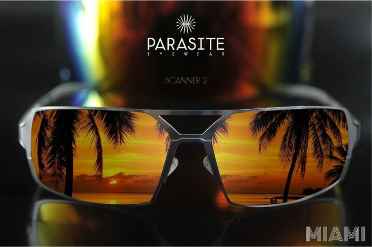 Scanner 2 sunglasses by Parasite Eyewear