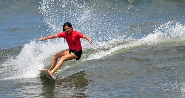 Com previsão de boas ondas, Circuito Santos de Surf começa neste domingo, no Quebra-Mar. | Surftoday