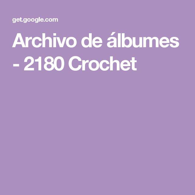 Archivo de álbumes - 2180 Crochet
