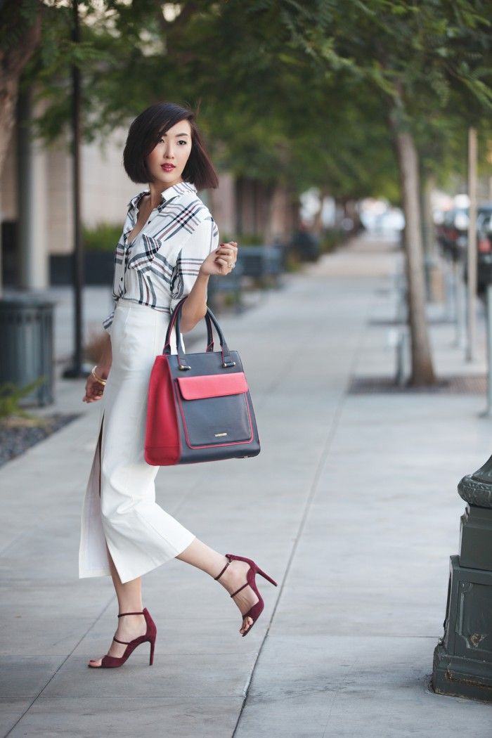 Chriselle Lim: A Classic Statement for Summer waysify