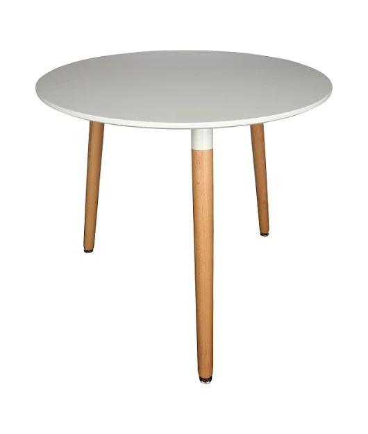 Eames Yuvarlak Cafe Masası