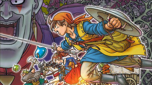 Dragon Quest VIII: ecco il trailer di lancio