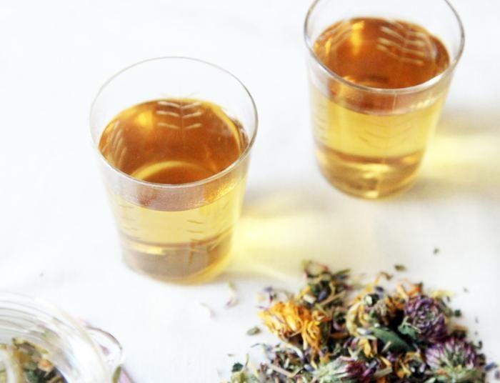 Tea for allergies