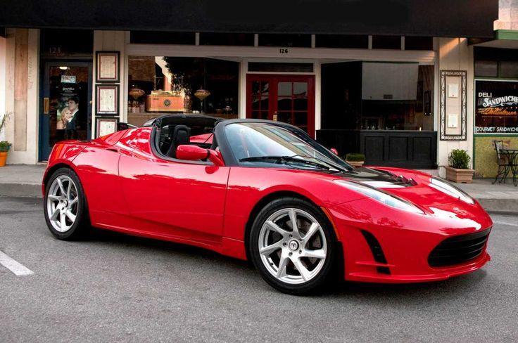 Tesla Roadster Mas Rápido Que Modelo S