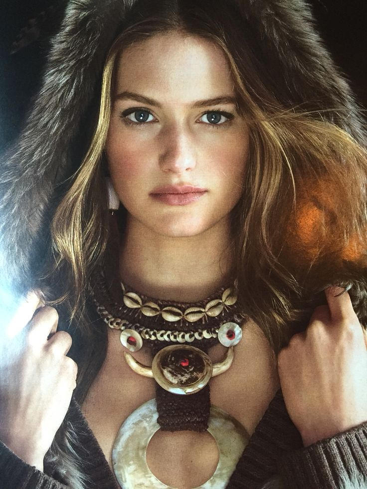 Ralph Lauren Collection Fall 2015 magazine ad