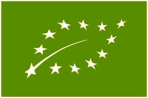 Brand recognition European foodstuffs from certified organic