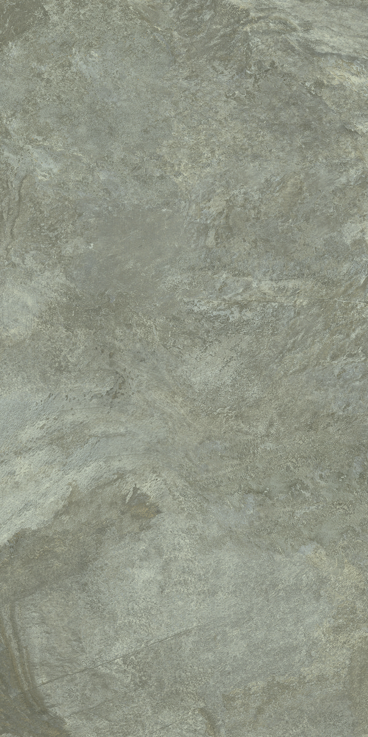 Grigio Concreto Six+.  6mm porcelain sheets. Available in a honed finish.