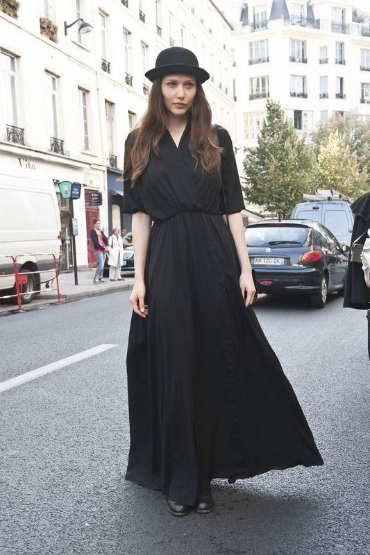 La cara negra de la moda parisina