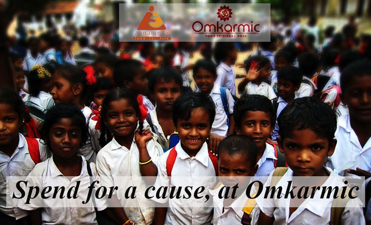 Annamrita is the Food for Life program run by Iskcon which provides mid-day meal to Millions of government and municipal school students every year. Be a part of this with Omkarmic. #SpendForACause