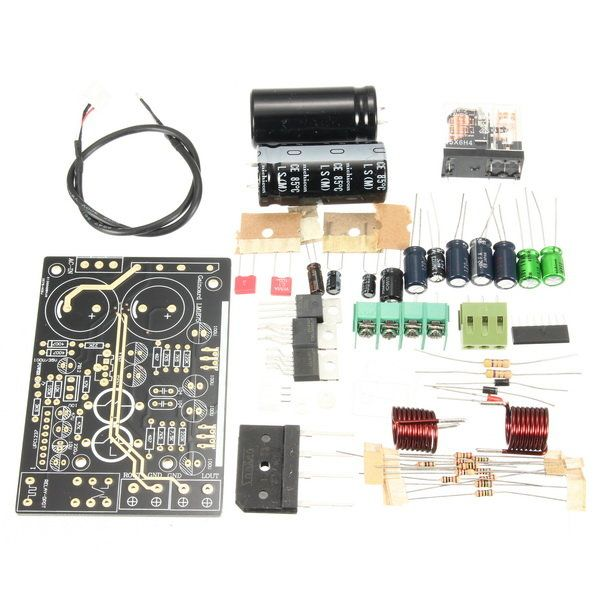DIY LM1875 2x30W Dual Channel Amplifier Kit