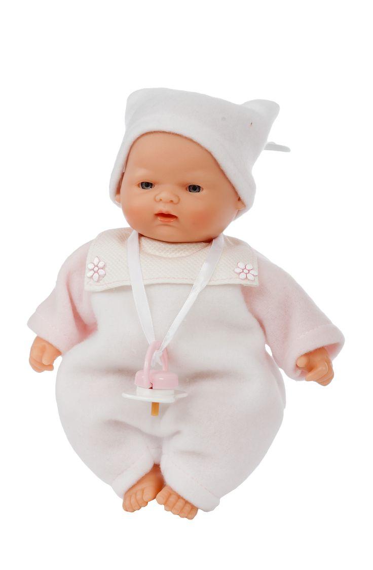 Little Baby Anne (26cm) #doll #muñeca #muñecabarrutoys #barrutoys